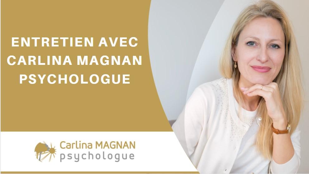 Entretien avec Carlina Magnan