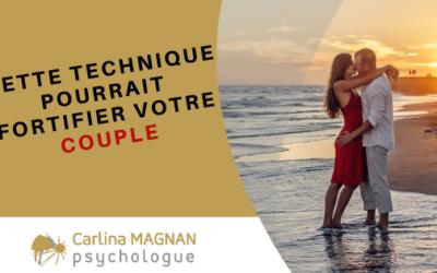 Quelle est cette technique qui pourrait fortifier votre couple?