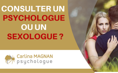 Consulter un psychologue ou un sexologue?